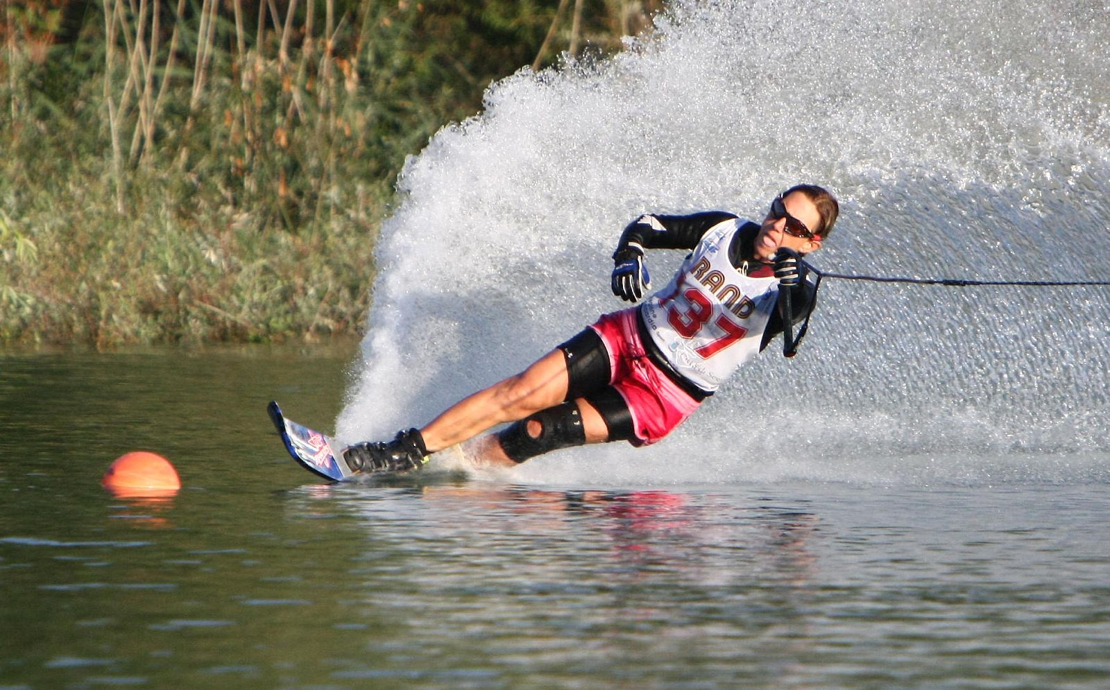 Slalom at The Worlds